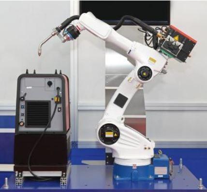 Robot servo motor test