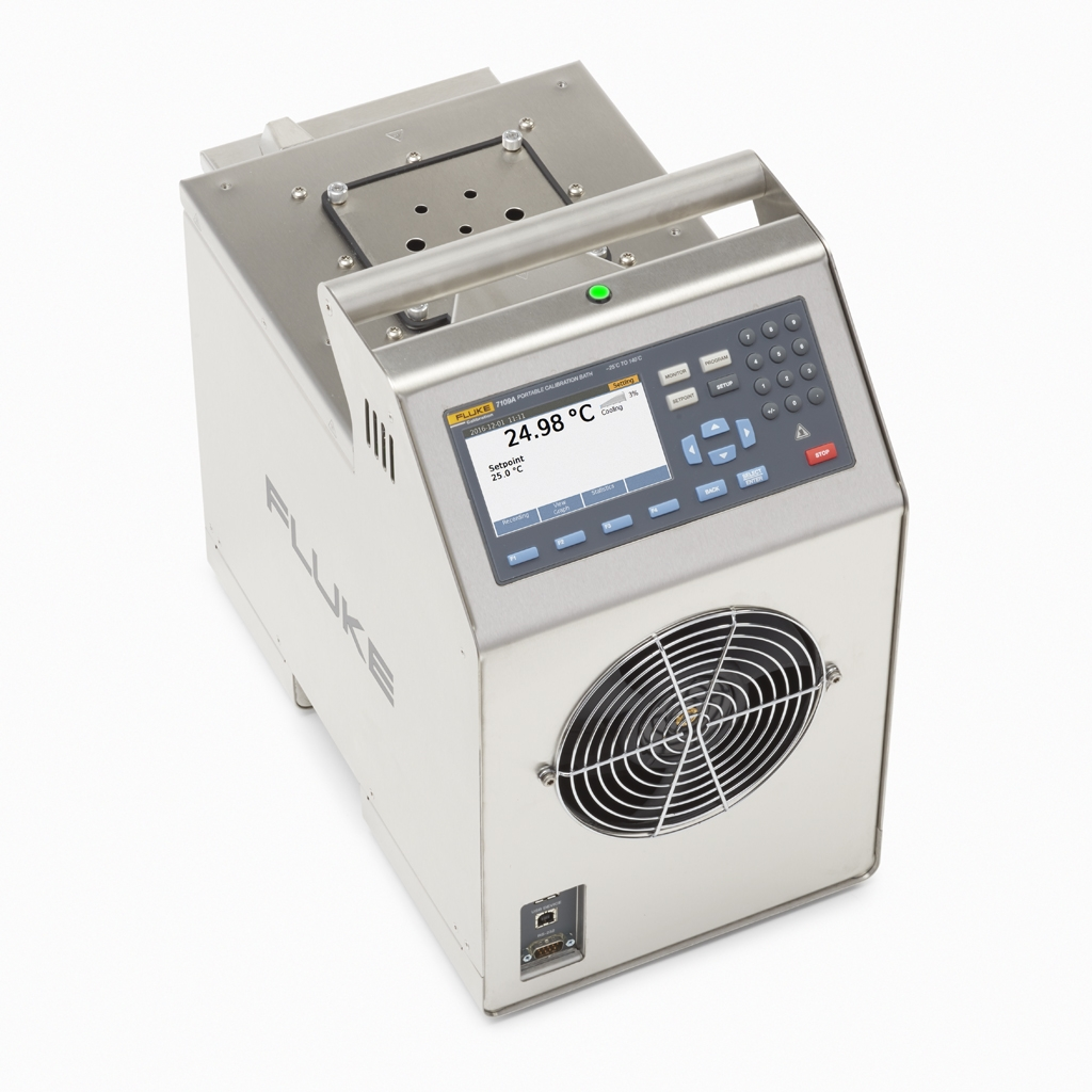 Fluke Calibration 7109A Portable Calibration Bath