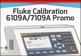 Fluke 6109A/7109A Offer
