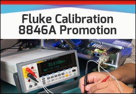 Fluke 8846A 6.5 digit multimeter Special Offer