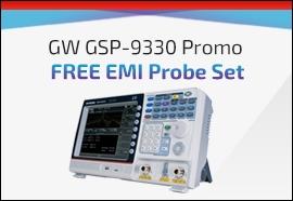 GW Instek GSP-9330 Promotion