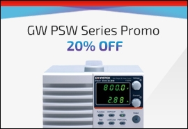 GW Instek PSW Special Offer