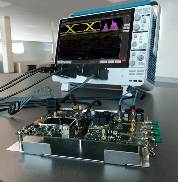 Tektronix 6 Series MSO Mixed Domain Oscilloscope