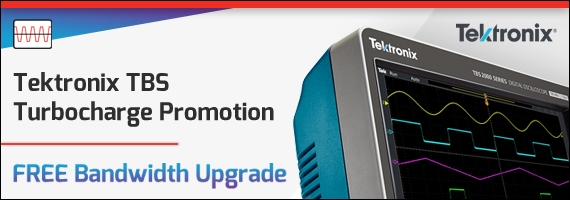 Tektronix TBS Turbocharges - Special Offer