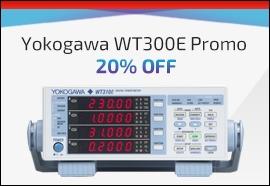 Yokogawa WT300E Promotion
