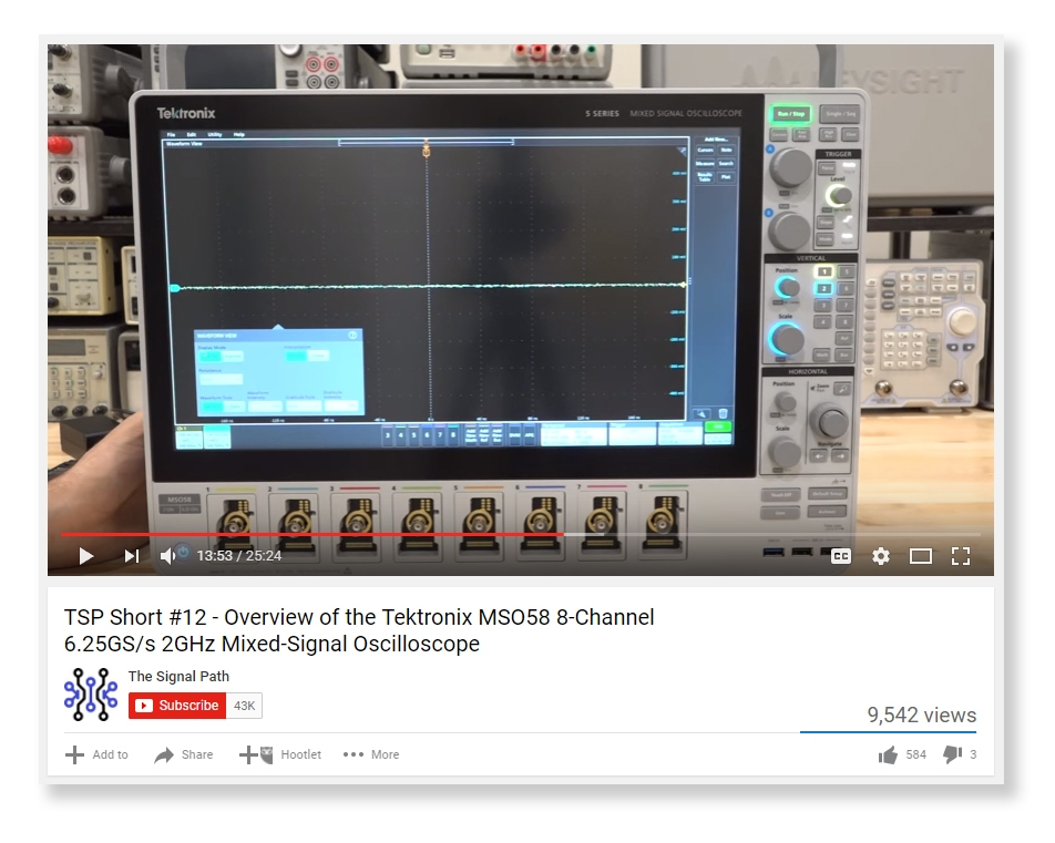 5 MSO YouTube Review - The Signal Path