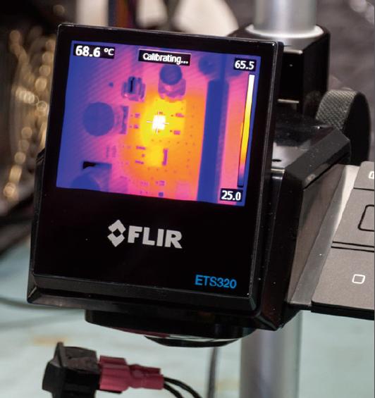 FLIR ETS320 Benchtop Thermal Imaging Camera