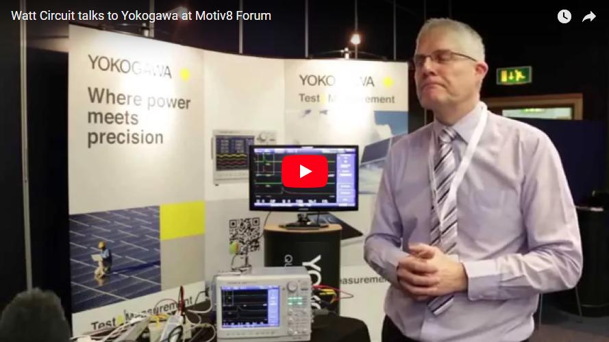 Yokogawa talks about their PX8000 Precision Power Scope