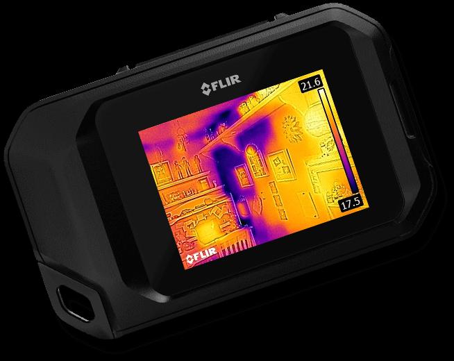 FLIR C2 Pocket Thermal Camera