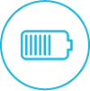IoT - Battery Squeeze Icon