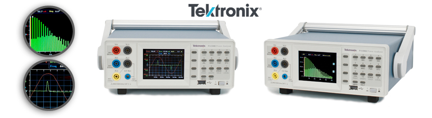 Tektronix PA1000 Power Analyzer