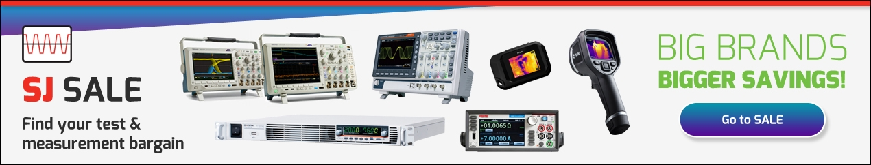 Electronics Test and Measurement Equipment Sale