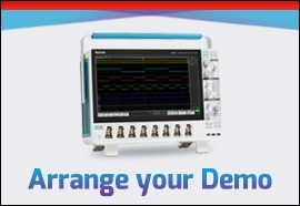 Tektronix 5 Series MSO Demonstration