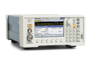 TSG4000 Vector Signal Generators - IoT - Internet of Things Image