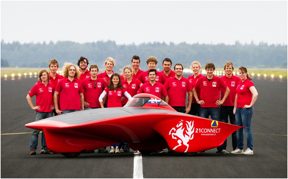 Students use thermal imaging for developing Solar Car