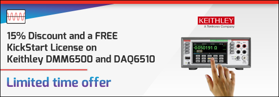 Keithley DMM6500 DAQ6510 - Special Offer