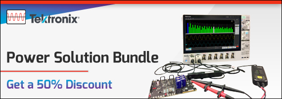 Tektronix - Special Offers Promotions