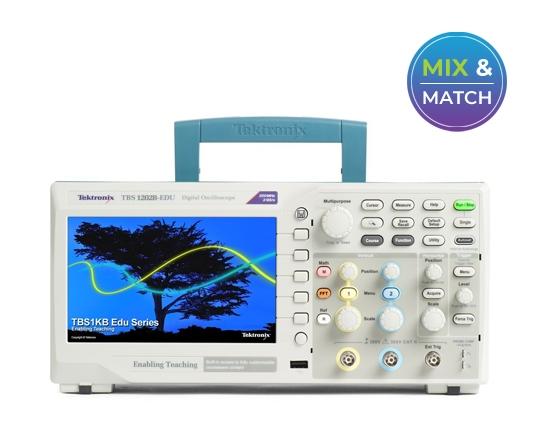 Tektronix TBS1052B-EDU Digital Oscilloscope