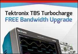 Tektronix TBS Upgrade