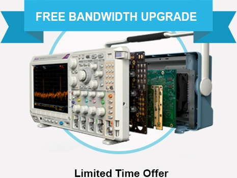 Tektronix MDO Promotions