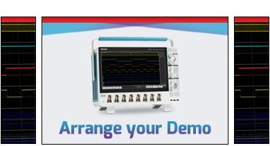 Tektronix 5 Series MSO Oscilloscope