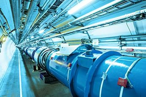 High Energy Physics Image