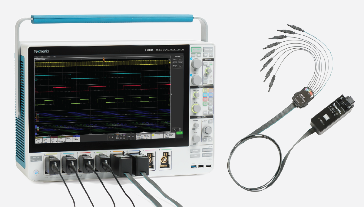 Differential Probes With High Signal Fidelity