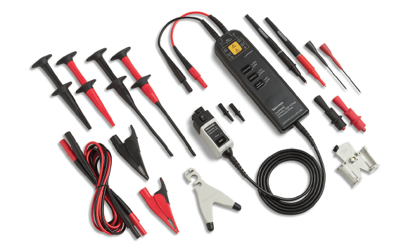TMDP0200 differential probe.