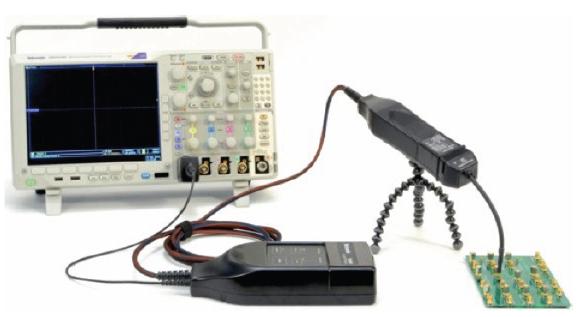 IsoVu probing system.