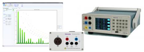 The PA1000 power analyzer
