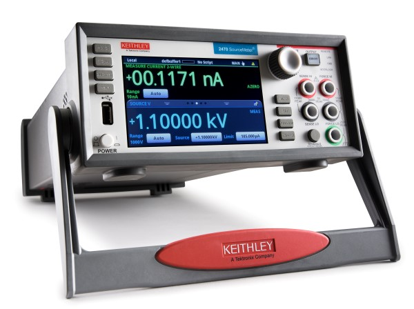 Keithely 2470 High Voltage SourceMeter SMU