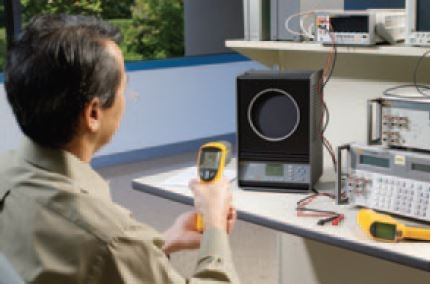 Infrared temperature calibration needs infrared temperature standards