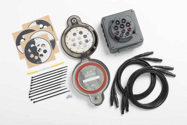 Fluke Electrical Measurement Window