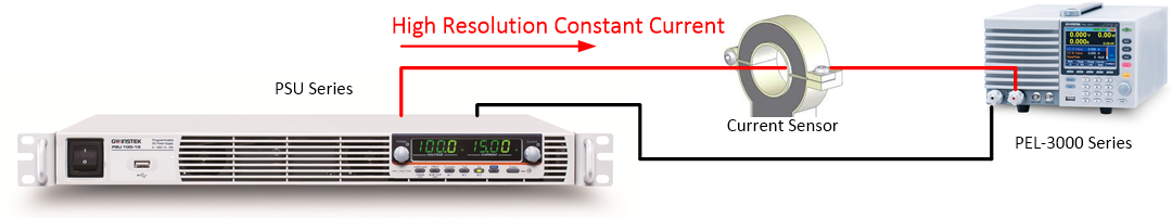 high resolution constant current