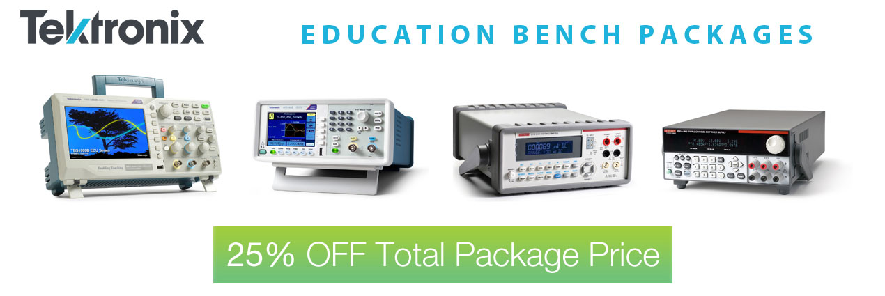 Education Bench Packages