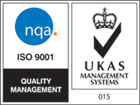 ISO 9001 SJ Electronics UKAS - NQA