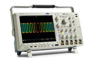 Tektronix MDO4000C Series Oscilloscopes