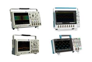 Tektronix Oscilloscopes and Probes