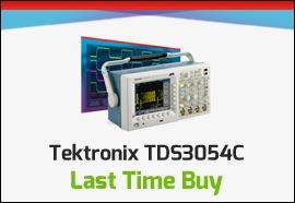 Tektronix TDS3000C Oscilloscope Promo