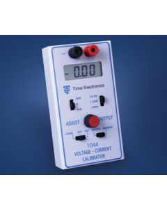Time 1044 Voltage and Current Calibrator