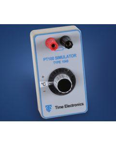 Time 1049 PT100 Simulator