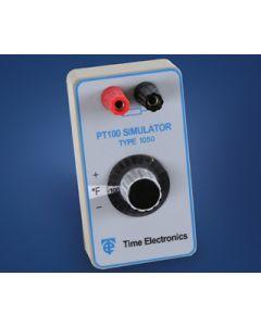 Time 1050 PT100 Simulator