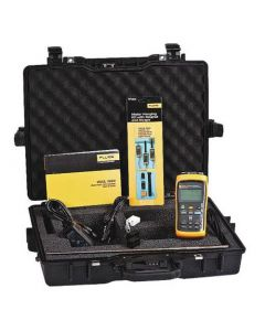 Fluke Calibration 1524-P4 Handheld Thermometer Readout