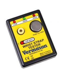 Vermason Tester, Wrist Strap, 9V Battery