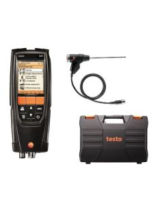 Testo 320B - Flue Gas Analyser- Advanced Kit