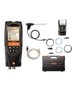 Testo 320 - Flue Gas Analyser- Advanced Kit + Printer