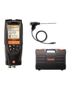 Testo 320 - Flue Gas Analyser- Standard Kit