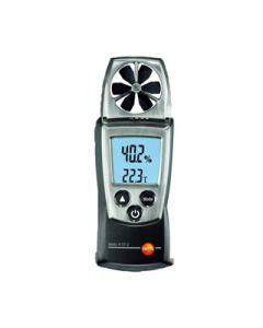 Testo 410-2 Compact Vane Anemometer (+ Humidity)