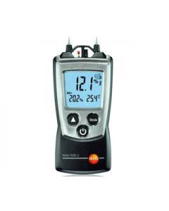 Testo 606-2 Moisture Meter, Air Temp & Humidity