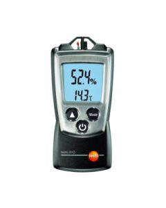 Testo 610 Compact Humidity/Temperature Meter